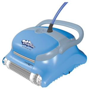Dolphin M400 Robotic Pool Cleaner Dolphin Robot Pool